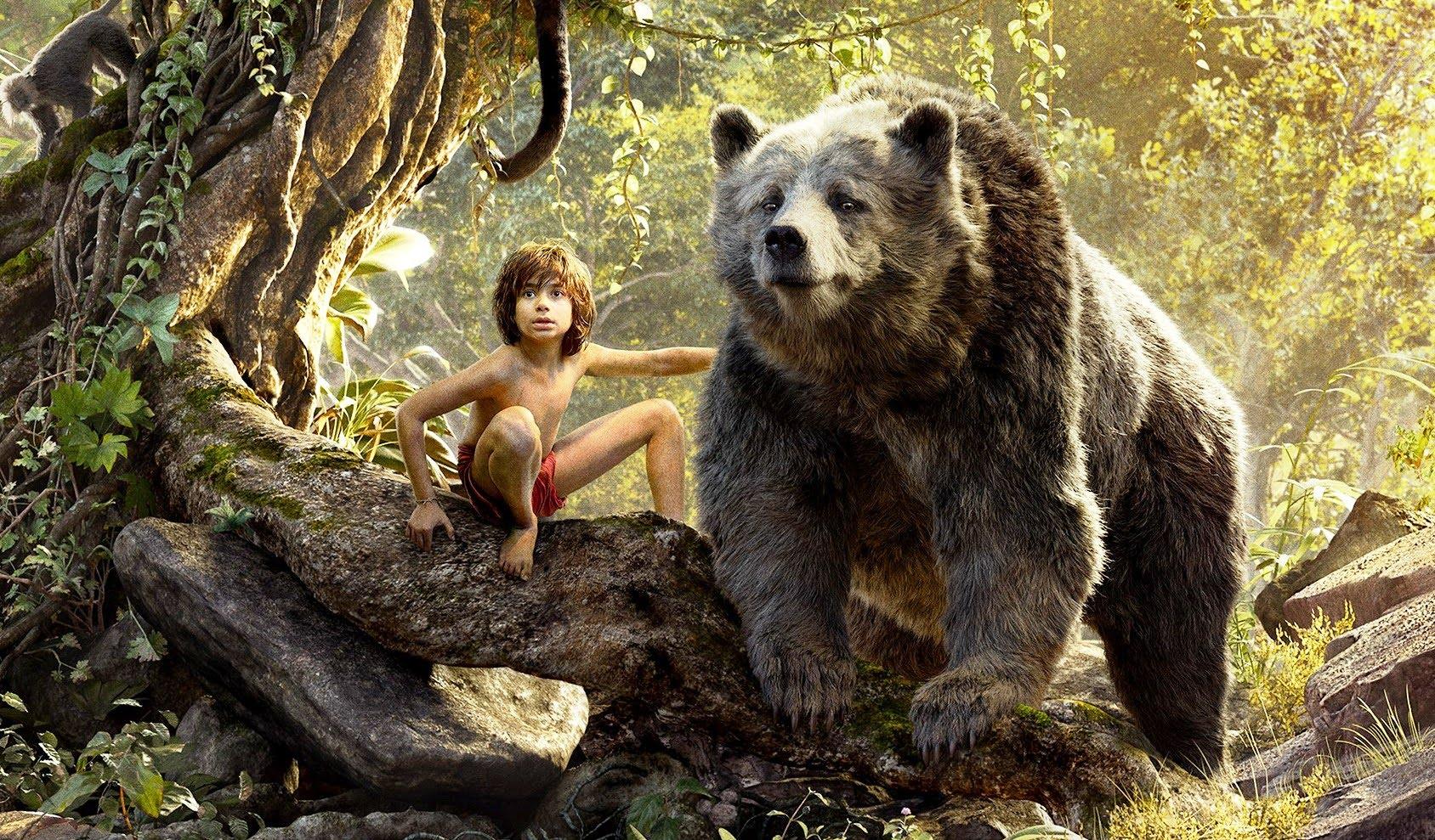 Mogli e Baloo