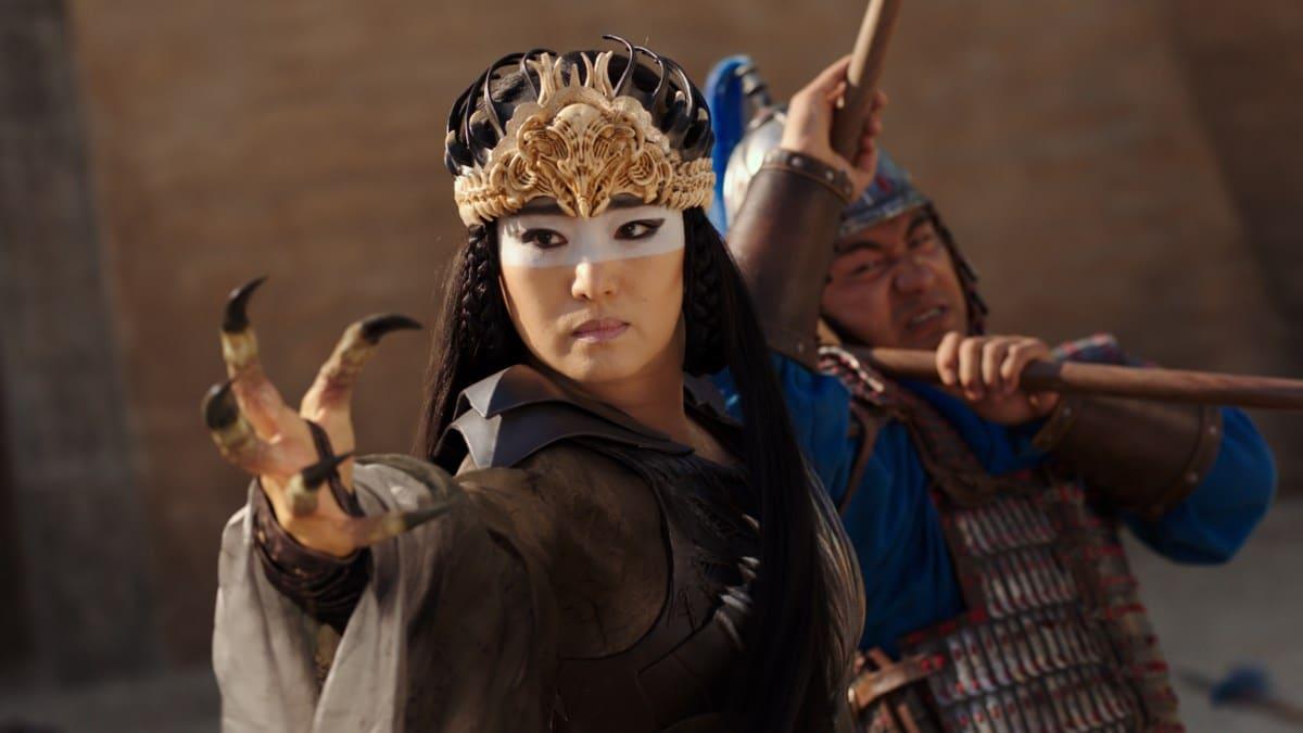 Mulan-Xianniang