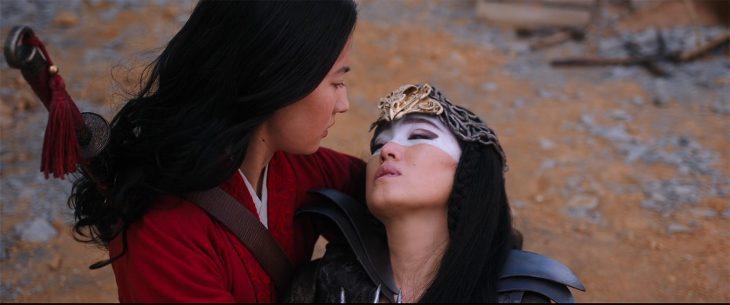 Mulan e Xianniang-