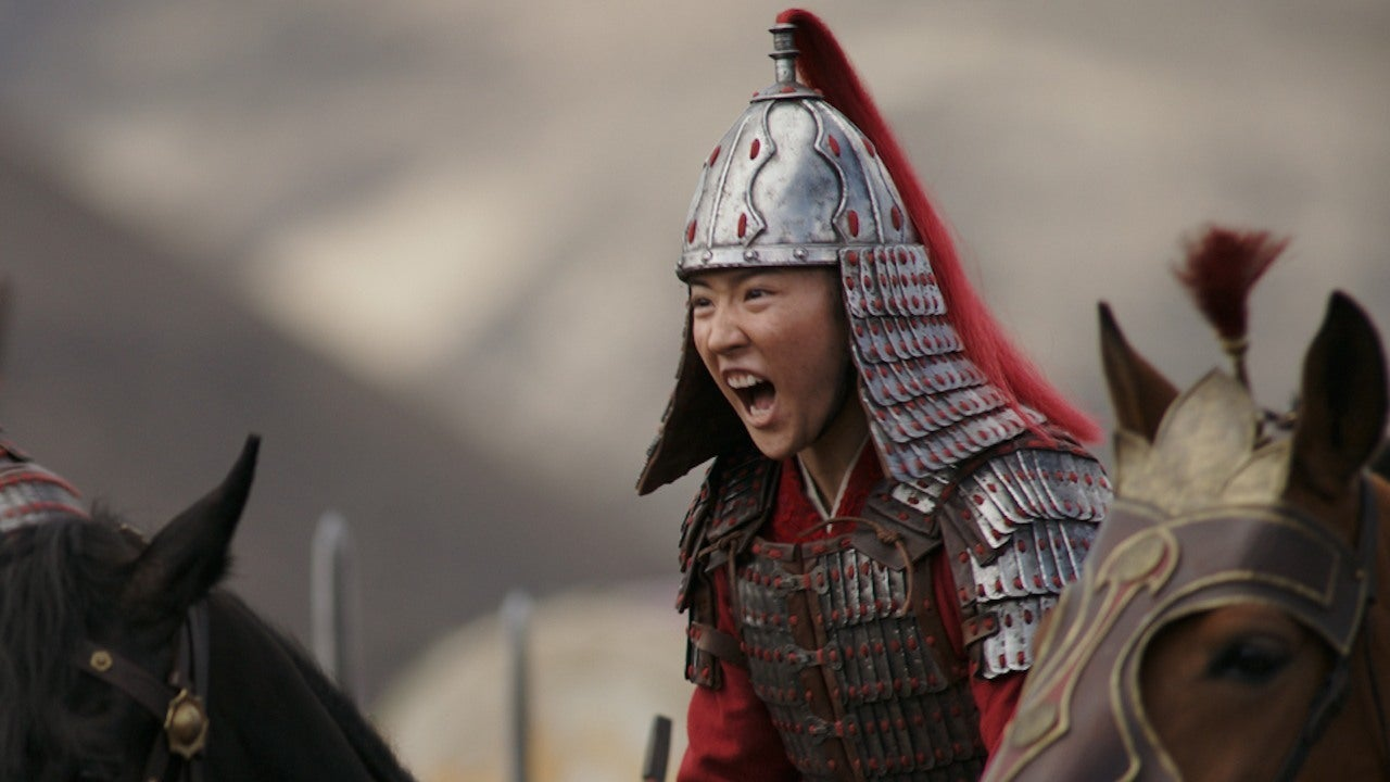 Mulan no exercito