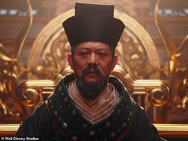 Mulan-o imperador