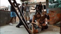 Nando é baleado durante gravação de filme no Morro do Alvorada