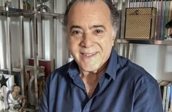 Tony Ramos De Volta a Globo