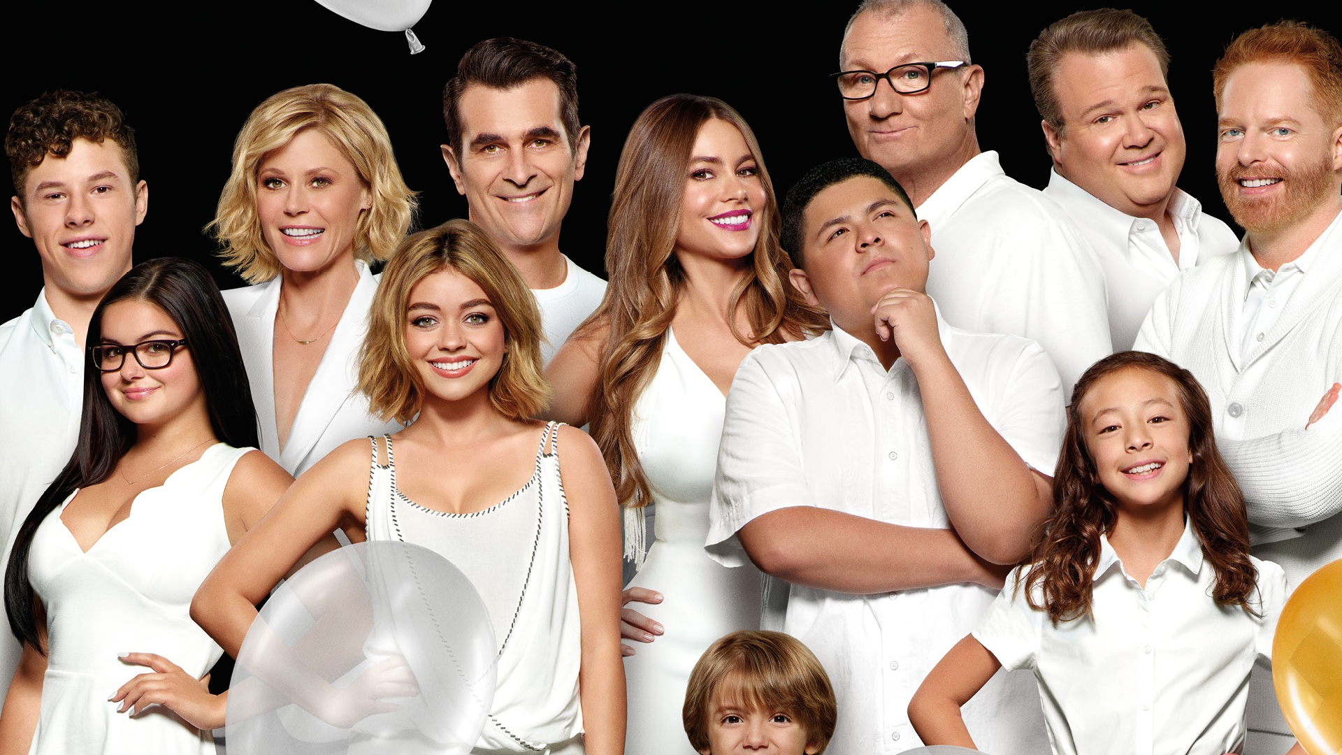 personagens Modern Family