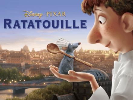 Ratatouille-poste