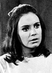 Personagem Ritinha em Irmãos Coragem 1970