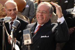 Tony Ramos Vive Getúlio Vargas em Filme