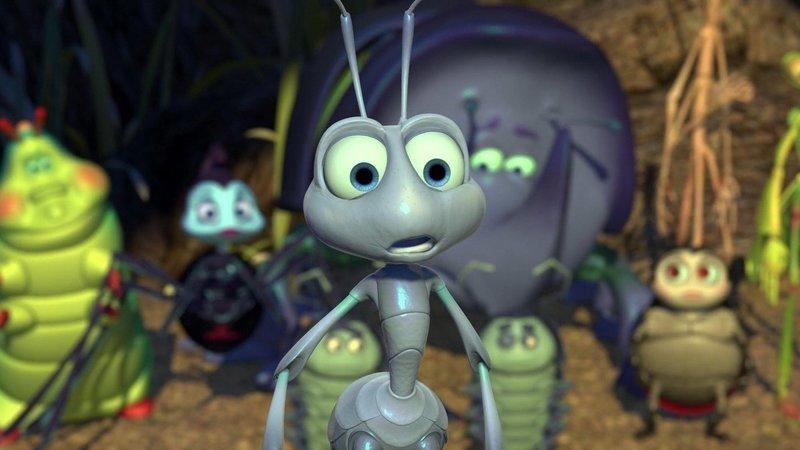 Vida de inseto-Flik