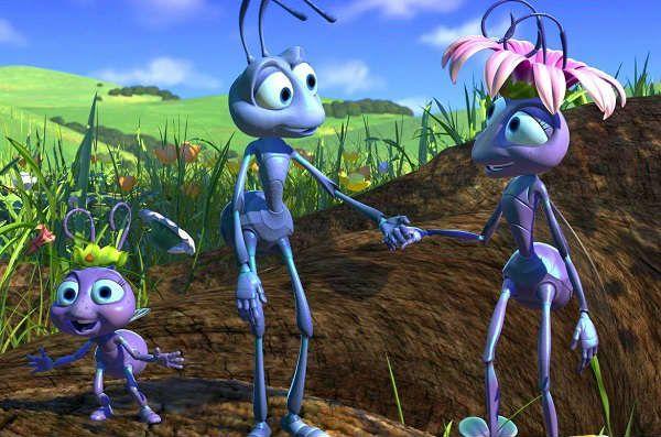 Vida de inseto-Princesa Atta vira Rainha