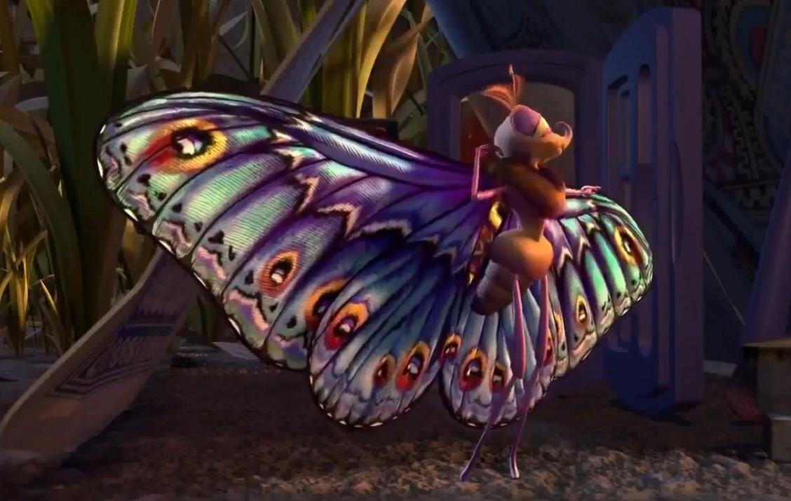 Vida de inseto-Cigana
