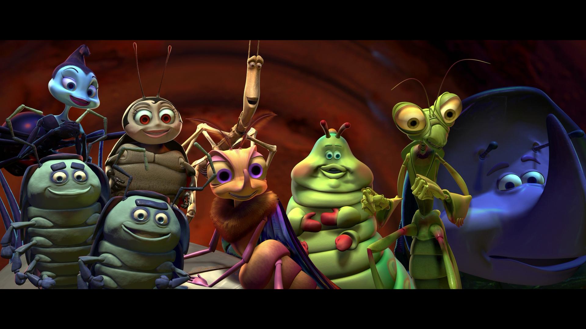 Vida de inseto-grupo do circo