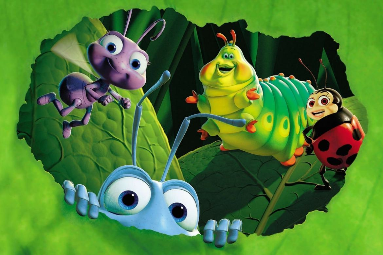 Vida de inseto-poster