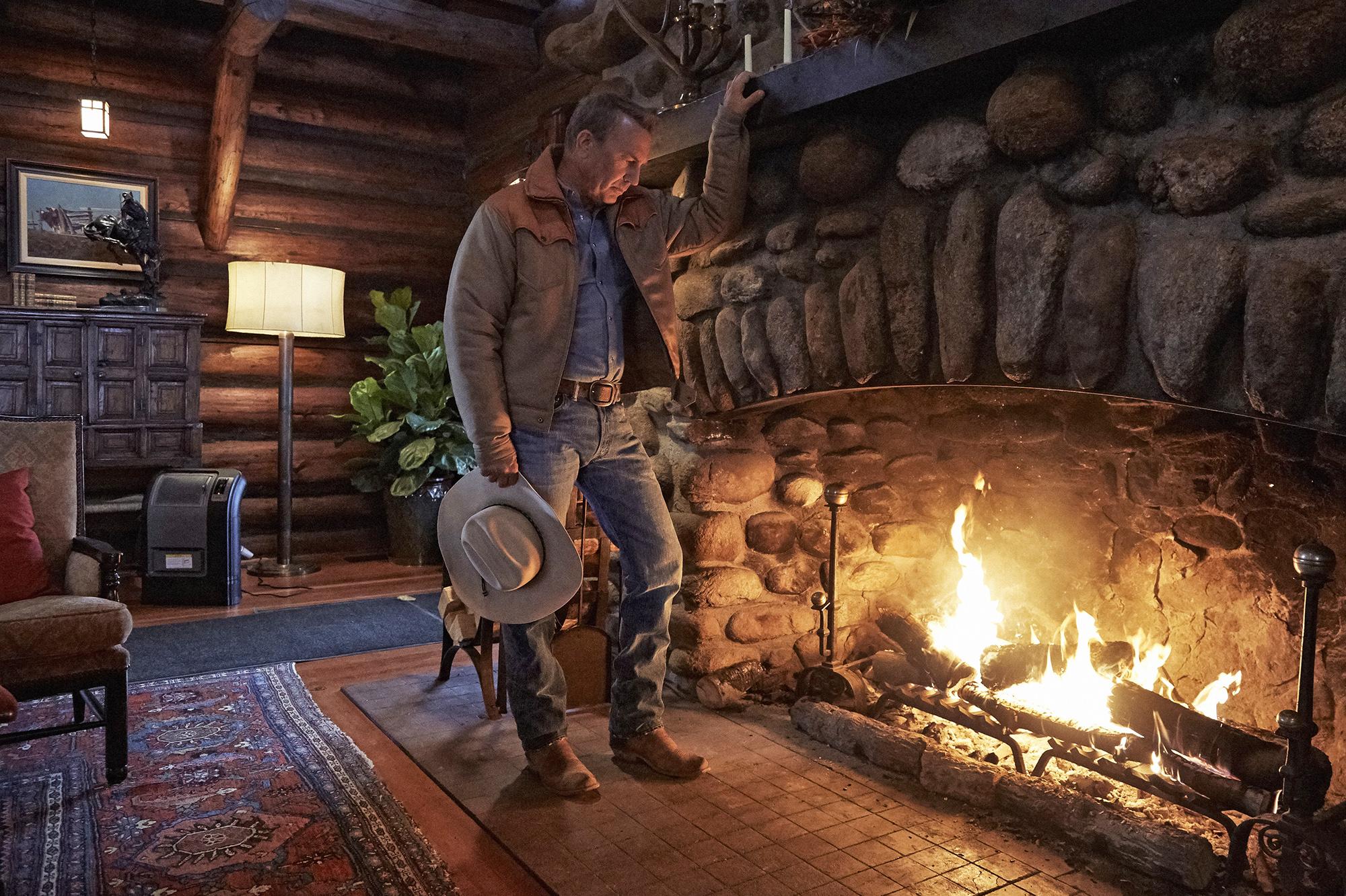 a mansão do rancho