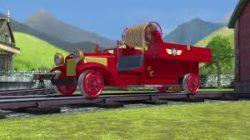 Primeiro carro de bombeiro Bessie