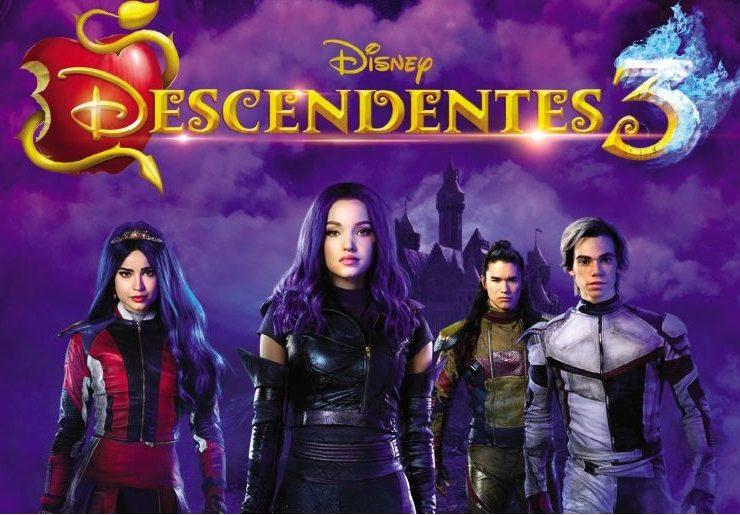 Descendentes 3-poster