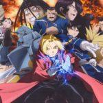 Fullmetal Alchemist: Brotherhood -Anime Japonês