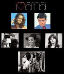Novela Marina - 1980