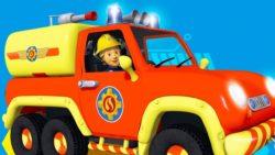carro de bombeiro Vênus