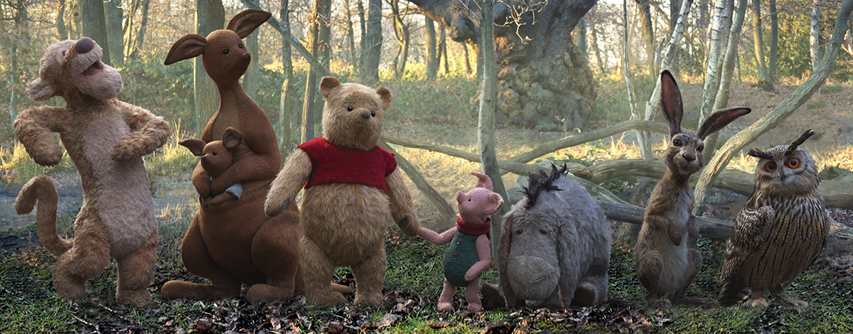 A Turma do Ursinho Pooh