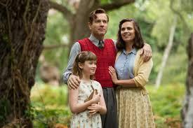 A familia de Christopher Robin