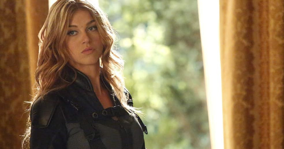 Adriene Palicki agentes da shield