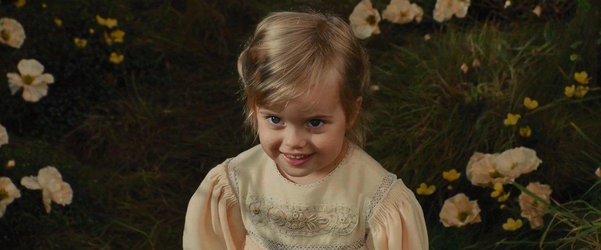 Aurora criança