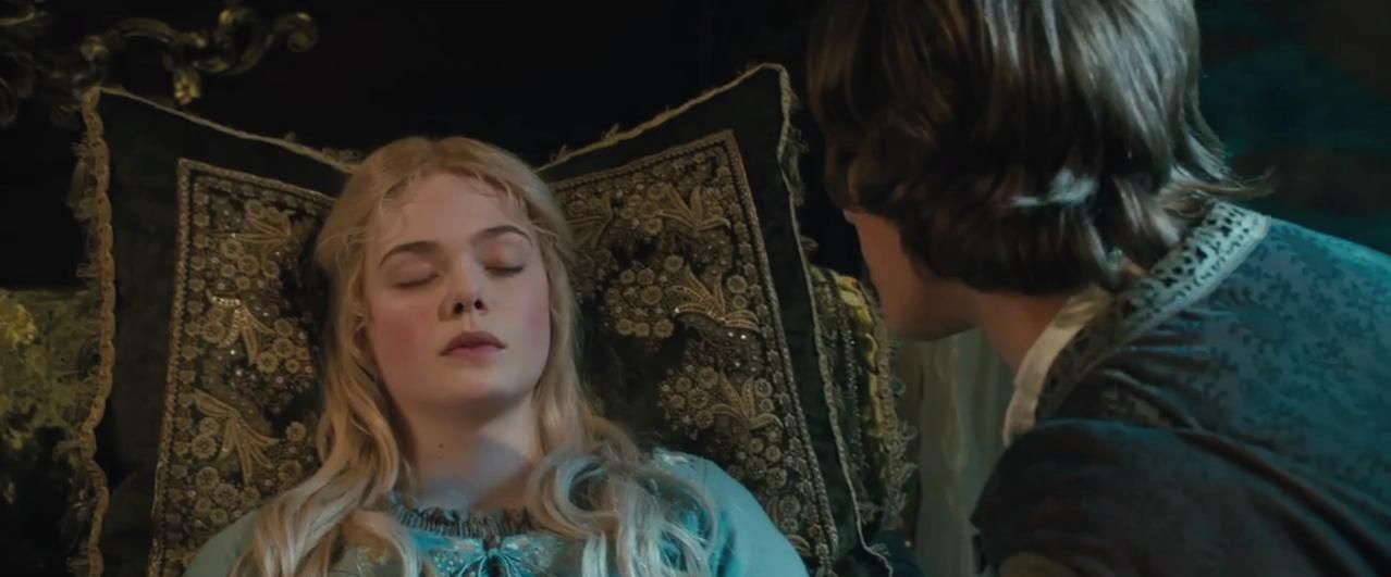 Aurora em seu sono profundo