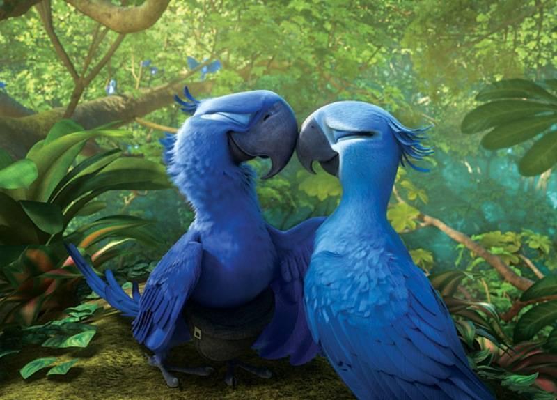 Blu e Jade
