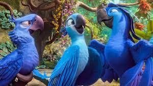 Blu,Jade e Roberto