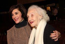 Christiane Torloni e a mãe, Monah Delacy