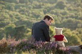 Christopher Robin e Ursinho Pooh
