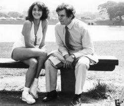 Em 1981, Christiane Torloni e Reginaldo Faria dividiam a atenção do público na novela Baila Comigo