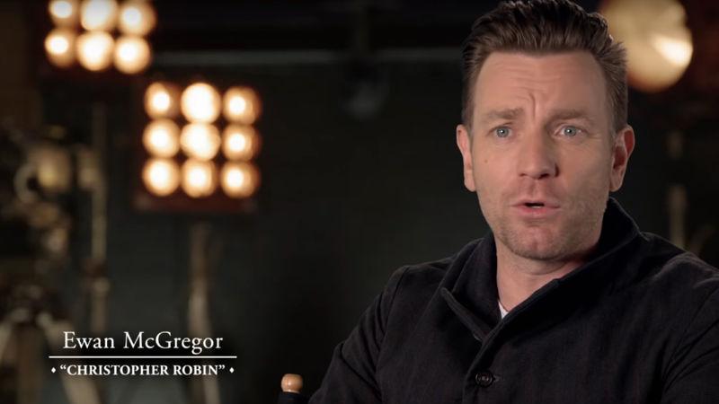 Ewan McGregor interprete de Christopher