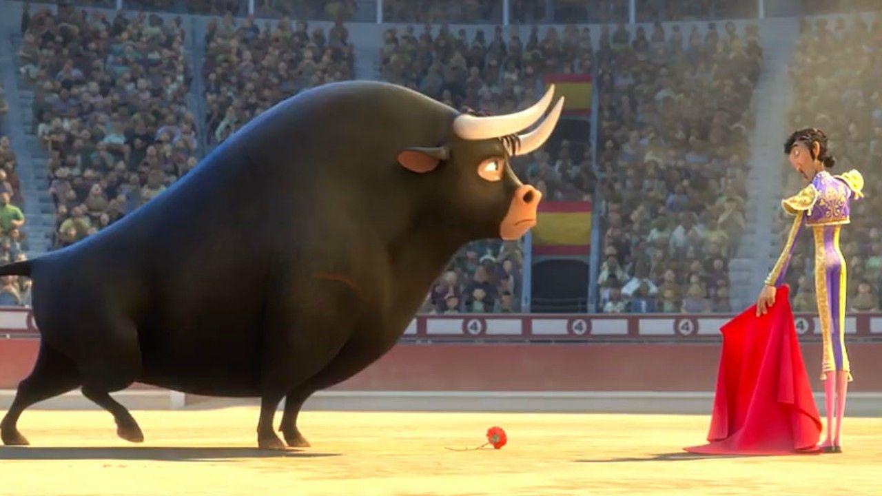 Ferdinando na tourada