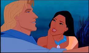 John Smith e Pocahontas