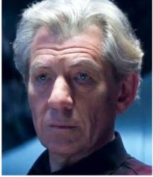Magneto - Ian McKellent