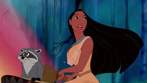 Meeko e Pocahontas