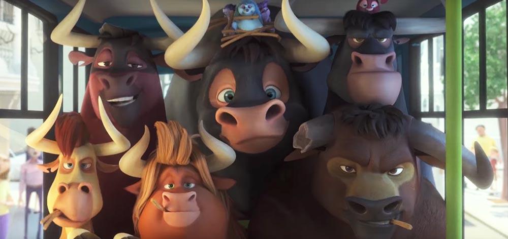 Os touros