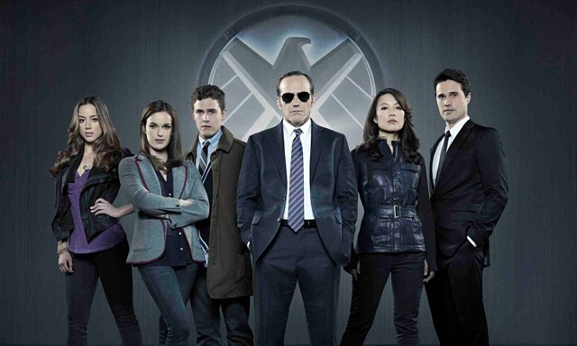 personagens de agentes da shield unidos imagoi