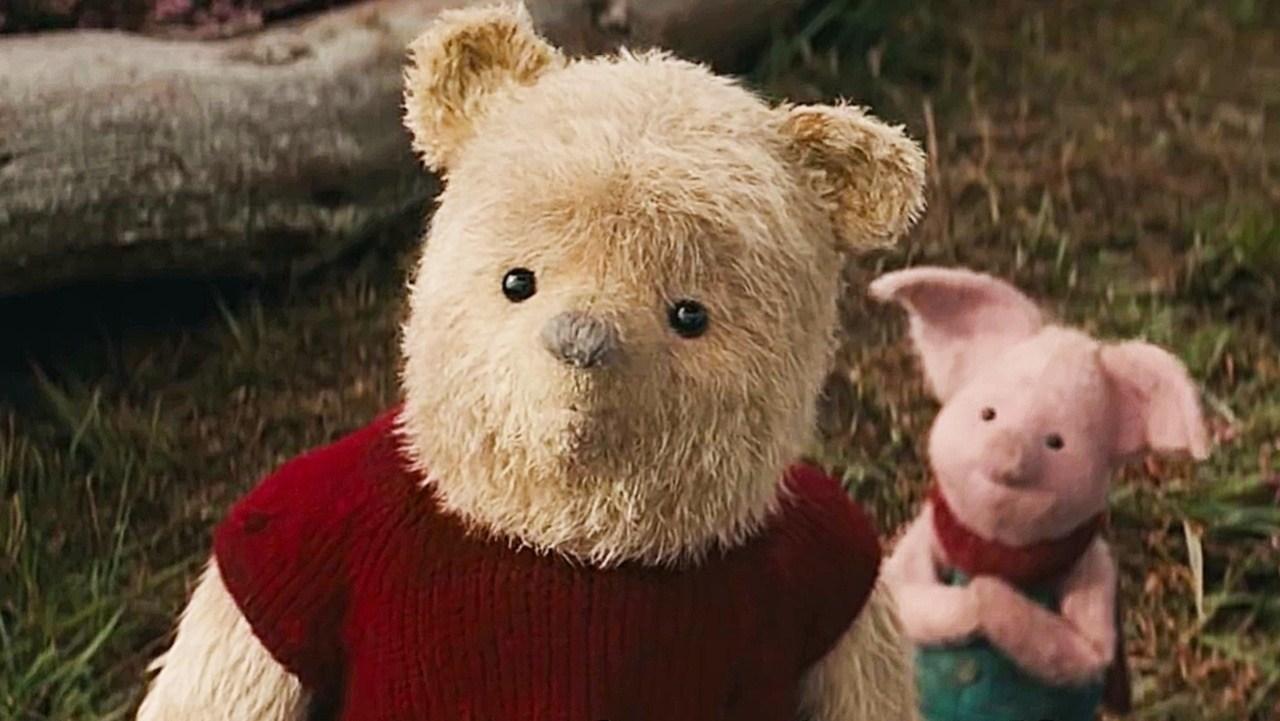 Pooh e Leitão