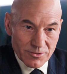 Professor - Patrick Stewart
