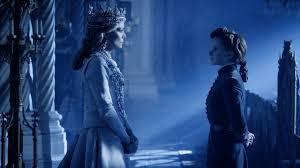 Rainha Ingrith com Gerda