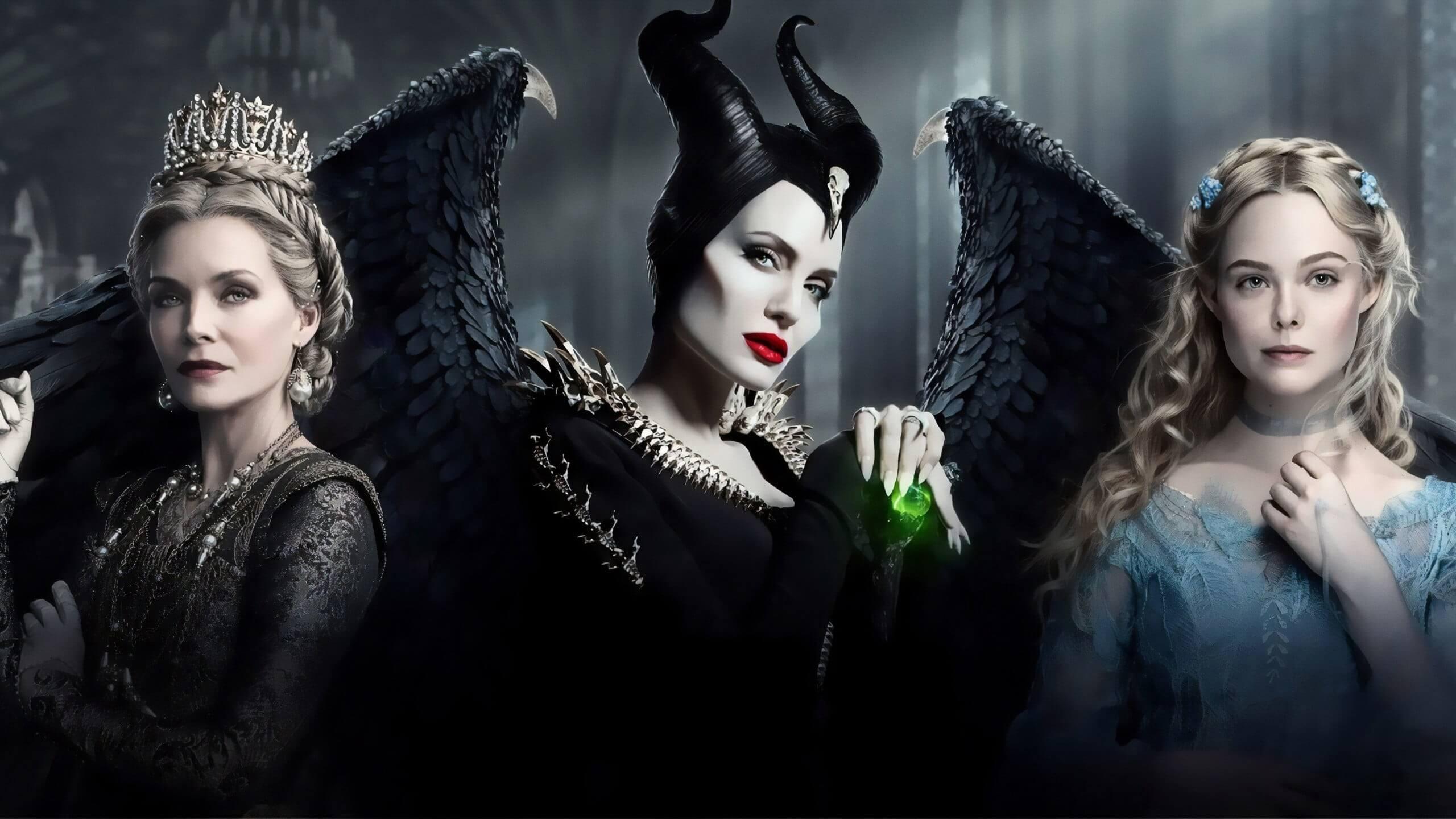 Rainha Ingrith,Malévola e Aurora