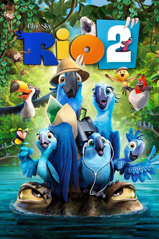 Rio 2-poster