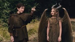 Stefan e Malevola crianças