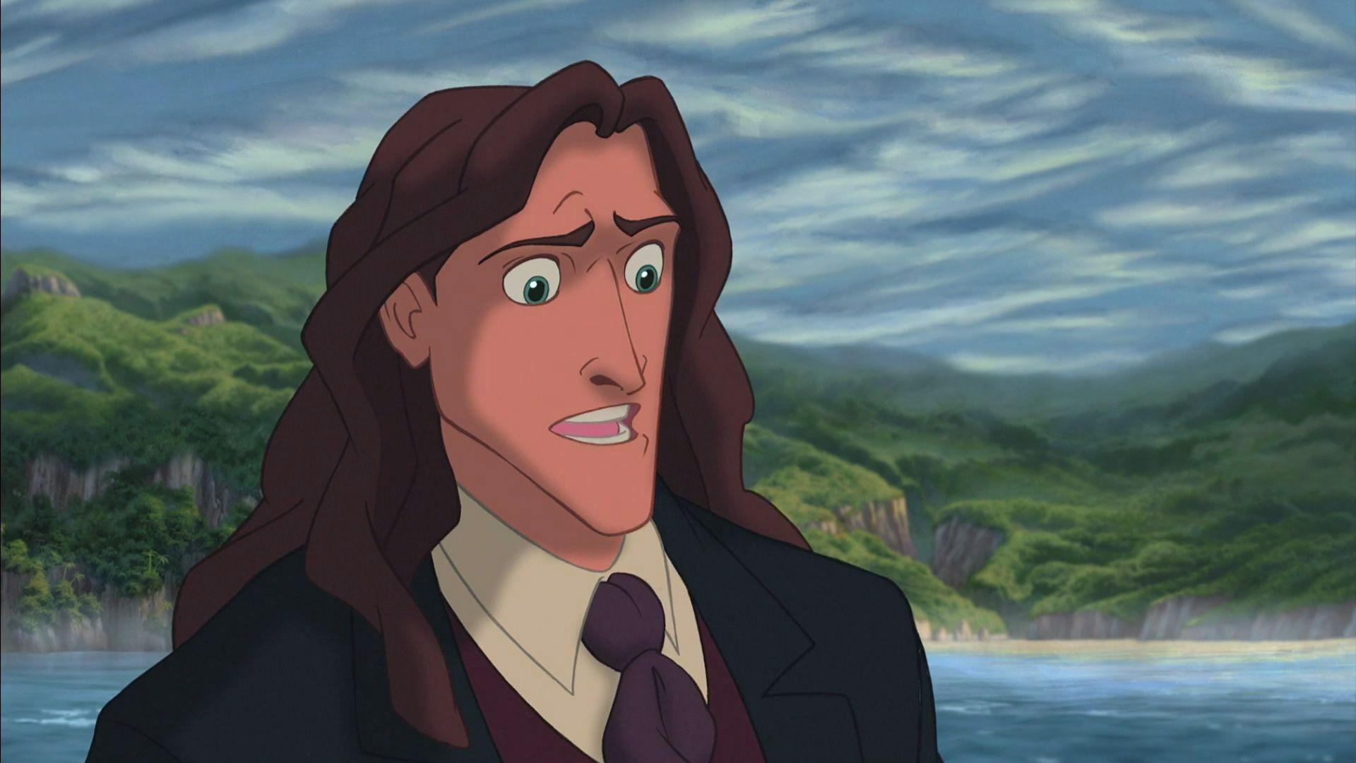 Tarzan de terno