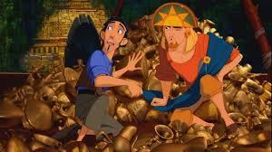Tulio e Miguel com o ouro