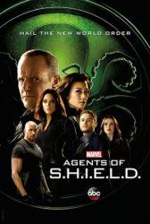 promocional informações agentes da shield