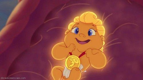 Hercules bebê