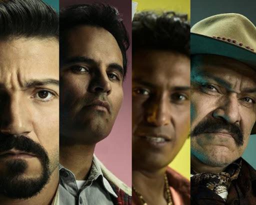 personagens narcos mexico